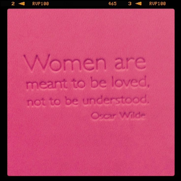 Oscar Wilde - Love this quote :)