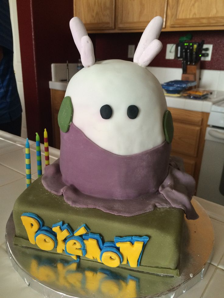 Pokemon Cakes Goodra