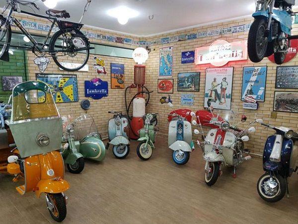 A cidade de Adria, no norte da Itália, organizará um encontro europeu para comemorar os 70 anos da Lambretta, uma das scooters mais famosas do mundo. O evento acontecerá entre os dias 1º e 4 de junho, no autódromo local, e reunirá motonetas de todo o velho continente. Organizado pelo Clube da...