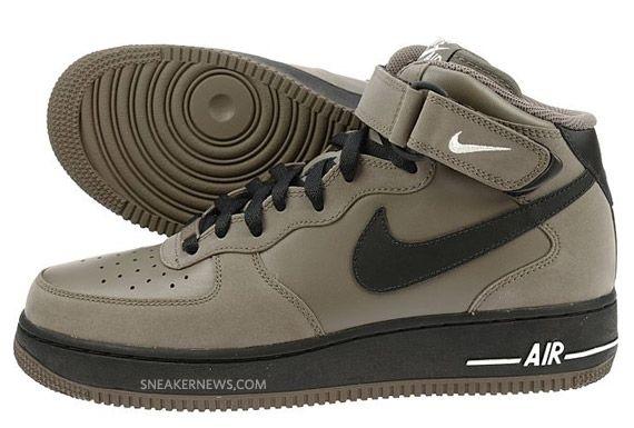Nike Air Force Khaki
