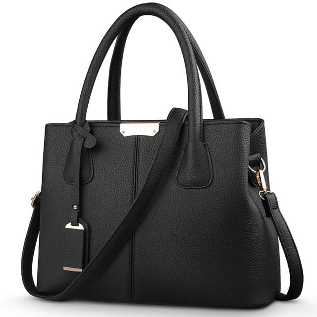 b9b0ce15e96 Hot Sale 2017 New Fashion Ladies Satchels bags Handbag Big Bag Women ...