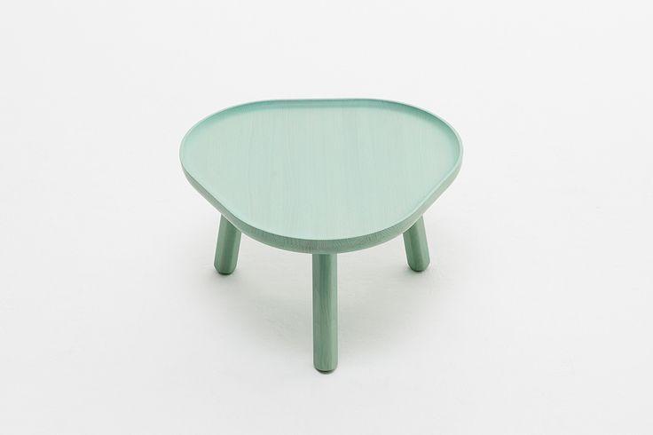 Soft Triangle Table—by Karimoku