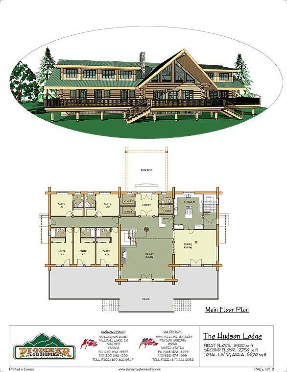 Hudson Lodge