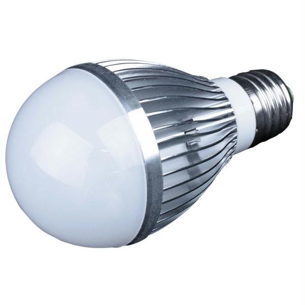 Lunasea E26 Screw Base LED Replacement Bulb - 12VDC-5W-380 Lumens - Warm White