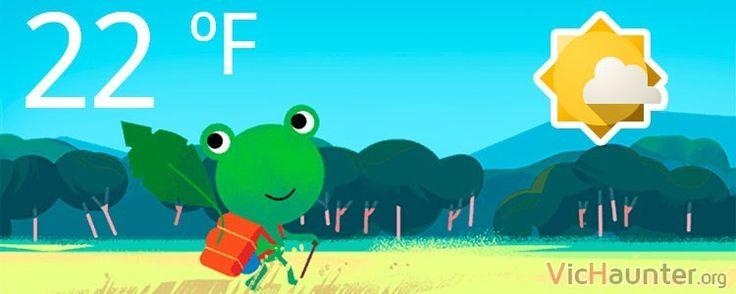 Cómo instalar la aplicación del tiempo de google en android -  Si eres un asiduo de conocer el tiempo que va a hacer en tu zona a todas horas habrás probado mil aplicaciones pero seguramente quieres saber como instalar la app del tiempo de google en Android y no eres capaz de encontrar la aplicación para instalar en ningún sitio vamos a ver cómo hacerlo. No []  La entrada Cómo instalar la aplicación del tiempo de google en android aparece primero en VicHaunter.org.