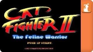Street Fighter #Game Version Of #Cats - #funny