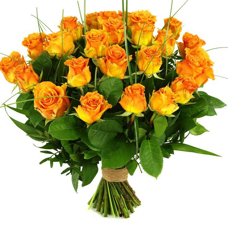 Prachtige oranje rozen laten bezorgen door heel Nederland? Bestel direct bij BoeketCadeau.nl!  Thuiswinkel Lid. Vers garantie. Snel bezorgd. BoeketCadeau.nl