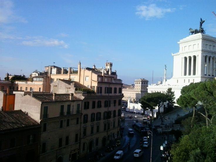 Roma da Palazzo Caffarelli