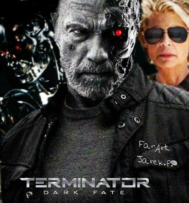 Titta på Full Film Terminator Dark Fate (2019) Full HD