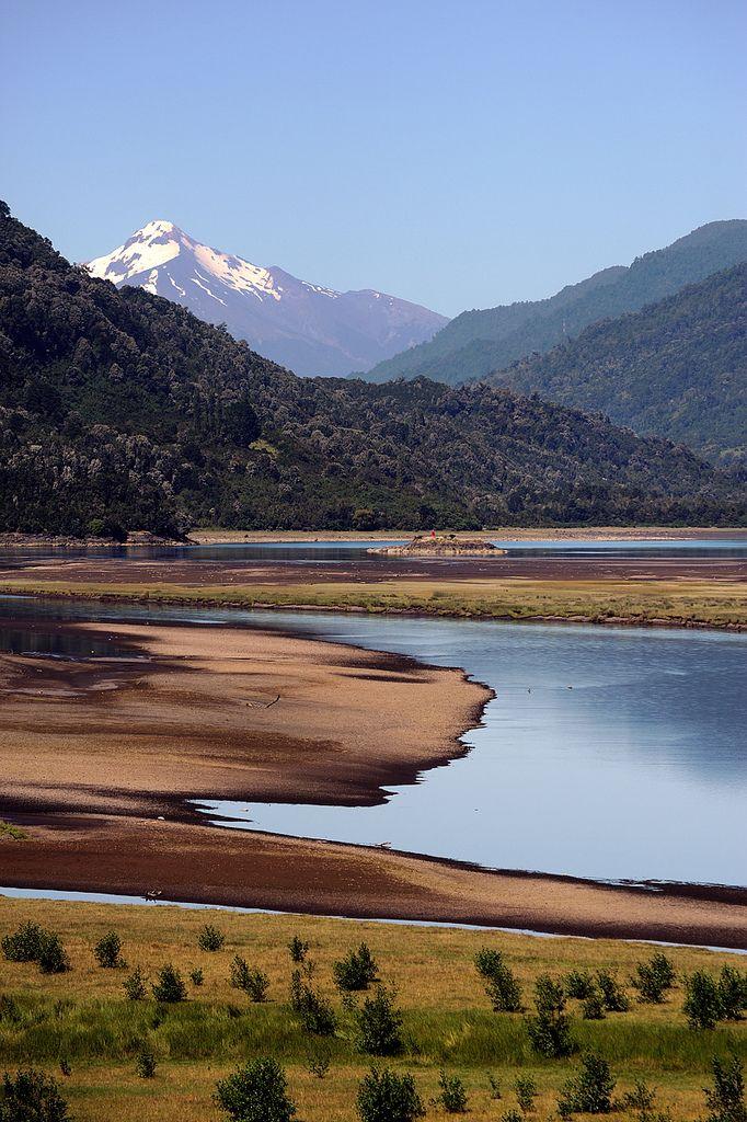Estuario de Reloncaví, Chile