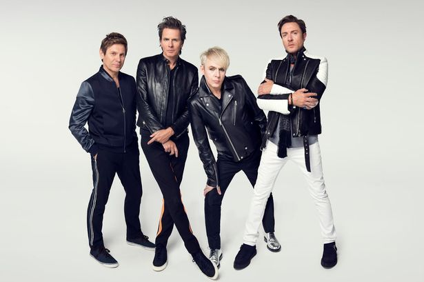 """..so passionate that the guy who signed us said to my manager 'I have to have this record'. ""The whole company's really fired up and that's a really big deal in this day and age."" Simon Le Bon birminghammail.co.uk"