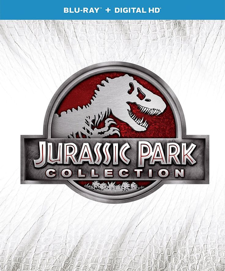 Jurassic Park Collection: Jurassic Park / The Lost World Jurassic Park / Jurassic Park III / Jurassic World [Blu-ray] ALL FOUR $19.99 #ad http://amzn.to/2gAJrHL
