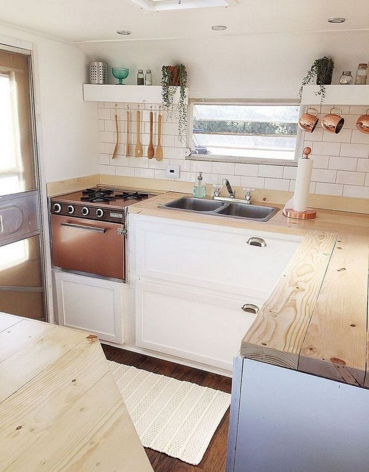 Creative And Genius Camper Remodel And Renovation Ideas You Can Apply Right Now (Tips 37)