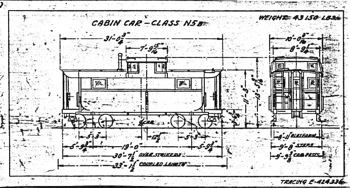 77 best railroad blueprints technical drawing whiteprints and prr n5b caboose drawing 1b c malvernweather Choice Image