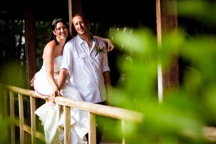 Chelcy & Rory married at Dreams Puerto Vallarta! Destination wedding by DV specialist Pam Park from TierOne Travel in Calgary, AB