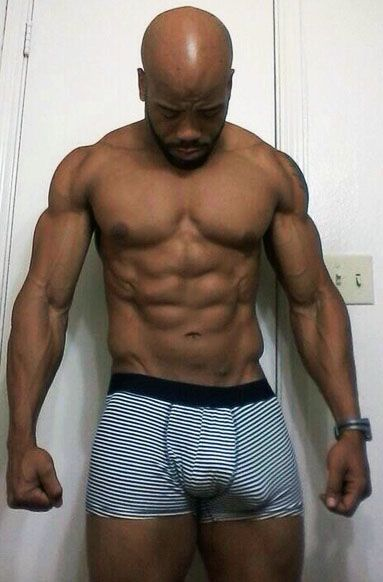 Theme simply black men half naked think