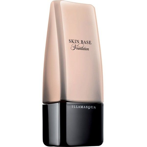 ILLAMASQUA Skin Base foundation (£33) ❤ liked on Polyvore featuring beauty products, makeup, face makeup, foundation, illamasqua foundation and illamasqua