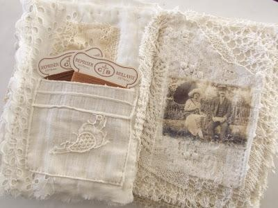 Fabric and Lace {Books}