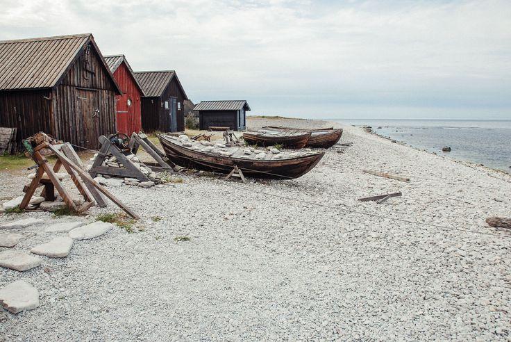 Unterwegs auf Gotland // Schweden - Allertalhof Blog