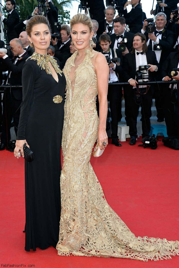 More red carpet at Cannes, style #W320