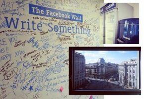 nuova sede facebook in italia apre a milano e valorizza il design made in italy foto