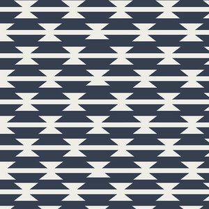 April Rhodes - Arizona - Tomahawk Stripe in Night