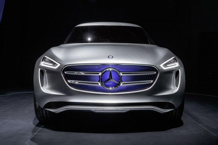 Free Thinker - Michele Rovatti's blog                     : Auto: Mercedes G code vision concept