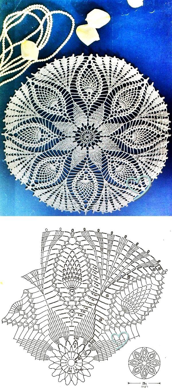 Crochet Doilies Patterns