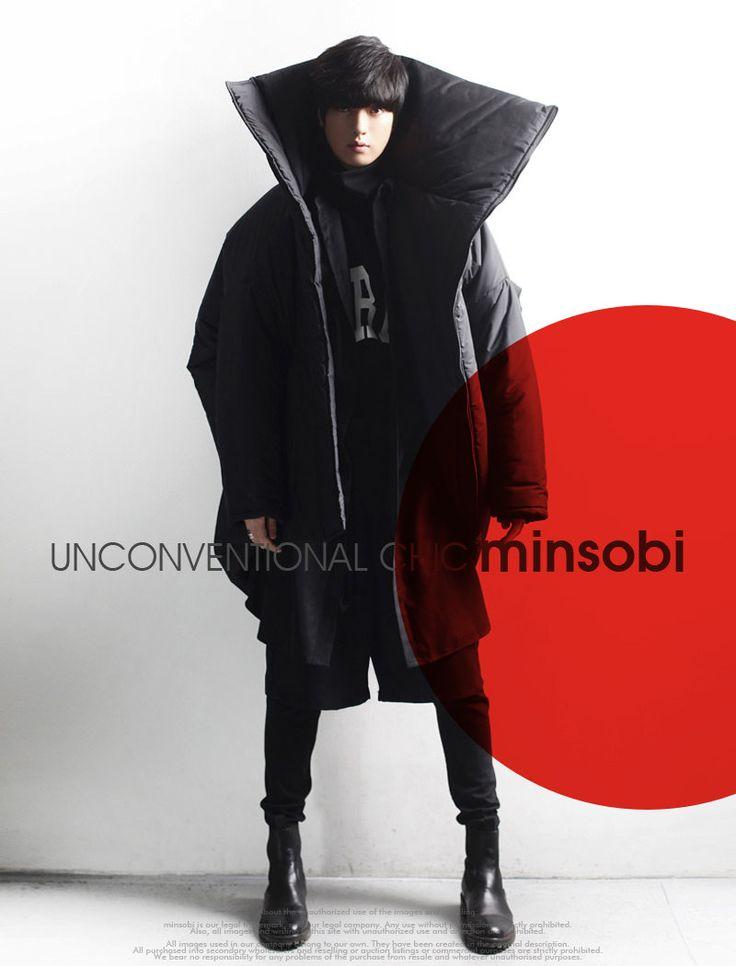 we are minsobi Japan – avantgarde Style from Japan - only by minsobi - bat style - visual kei style #mens #fashion #mode #herrenmode #jacket #coat #parka #highfashionmen #moda #uomo #hommes #modauomo #minsobi #ミンソビ #japan #japanfashion #style #vogue #uomini #ファッション #youngfashion #darkstreetwear #wintercoat #wintermantel #mantel #cappotto #manteau #visualkei #avantgarde