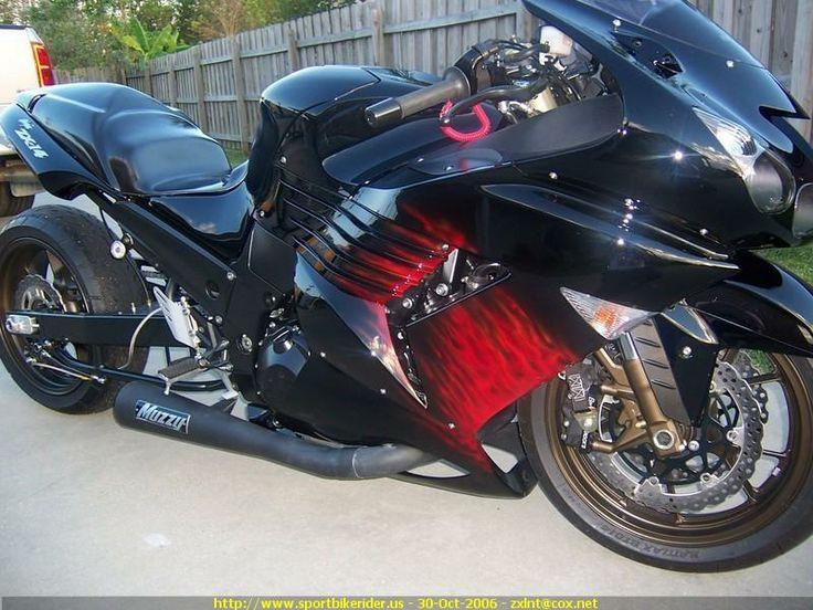 2006 Kawasaki ZX 14