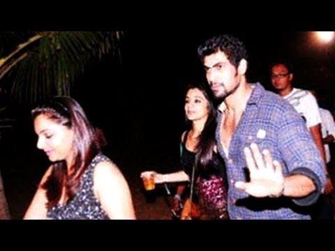 Trisha & Rana's Goa Connection!