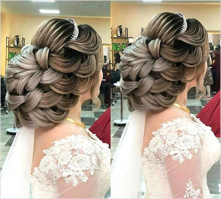 Low Chignon is a modern bridal hair messy bun which appears amazingly wonderful on bridesmaid too. #weddinghairstyles #coolhairstyles #easyhairstyles ...