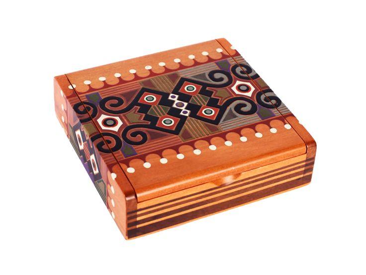 Portamemos en Mopa Mopa - Catálogo de Productos - Artesanías de Colombia