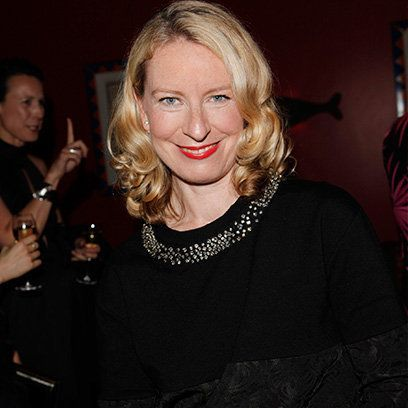 Editor in Chief, Sarah Bailey, wears Paul Smith | Red Women of the Year Awards | Redonline.co.uk