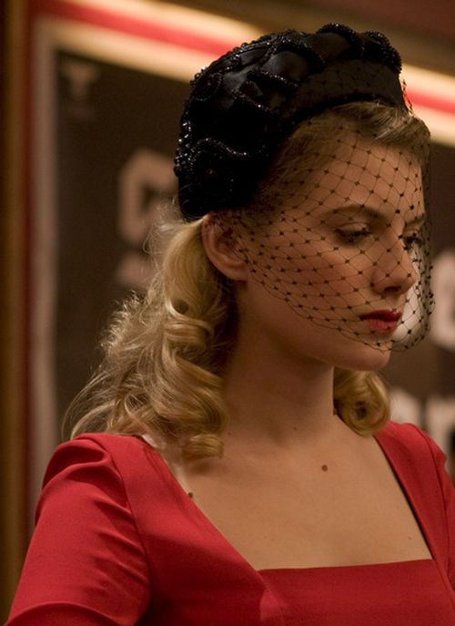 Melanie Laurent in Inglourious Basterds,a 2009 war film written and directed by Quentin Tarantino
