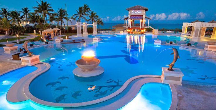 Sandals Emerald Bay Exumas Bahamas Travel Pinterest