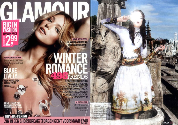 Glamour The Netherlands ... Meam by Ricardo Preto