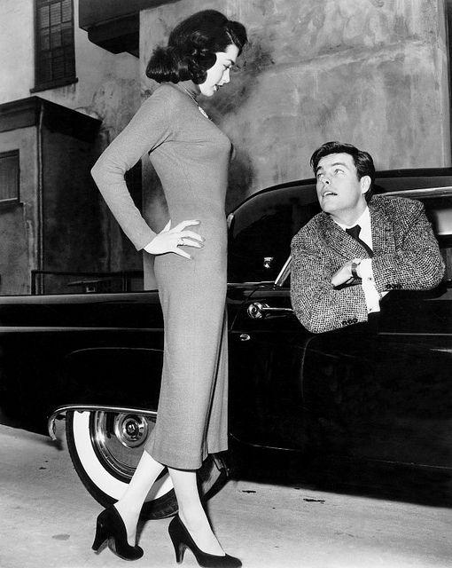 Valerie Allen and Robert Wagner 1956   Flickr - Photo ...