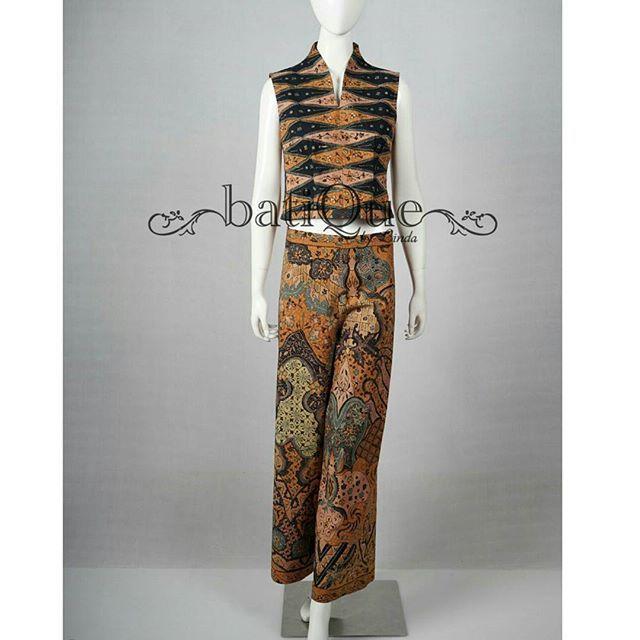 #batiquebylinda #batik #batikindonesia #batikmodern #batikcirebon #fashion  #fashionista