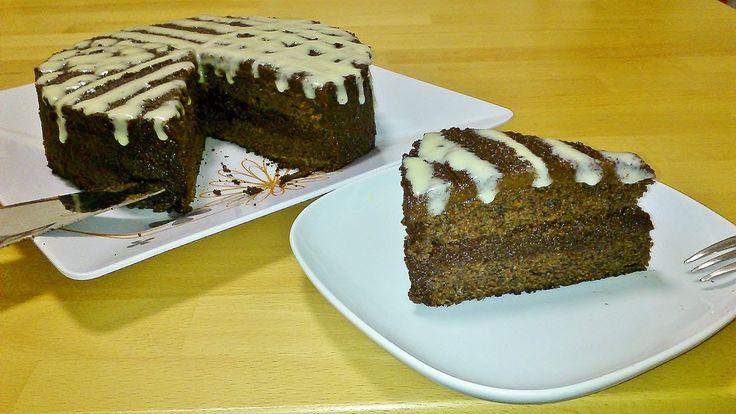 Nutella torta konjac liszttel, egészségesen   Klikk a képre a receptért!