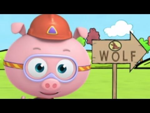 Super WHY! Full Episodes English ✳️  The Three Little Pigs ✳️  S01E01 (HD) - YouTube