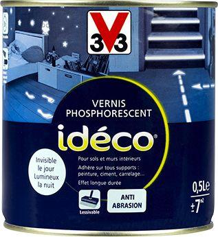 peinture phosphorescente pour couloirs, escaliers, sous sol