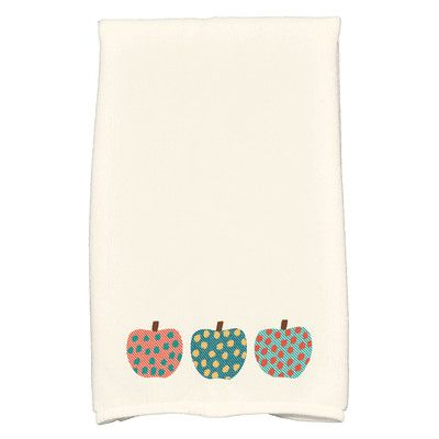 August Grove Ames Hand Towel Color: Teal