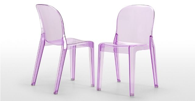 acrylic chair | Designed Chairs №3 | Pinterest