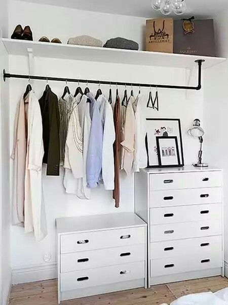 Master Bedroom No Closet 110 best closets vestidores images on pinterest | dresser