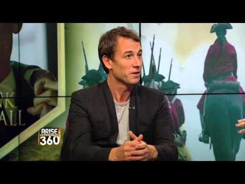 """▶ Actor Tobias Menzies on his role in the new STARZ series """"Outlander!"""" - YouTube"""