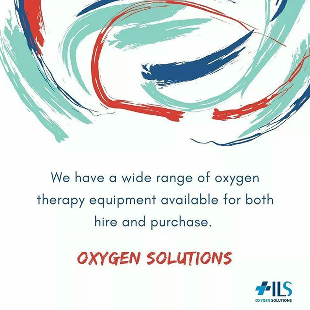OXYGEN THERAPY EQUIPMENT  We have a wide range of oxygen therapy equipment available for both hire and purchase.   Need help choosing? Call us on 1300 558 947. .www.oxygensolutions.com.au    #OxygenSolutions #OxygenTherapy