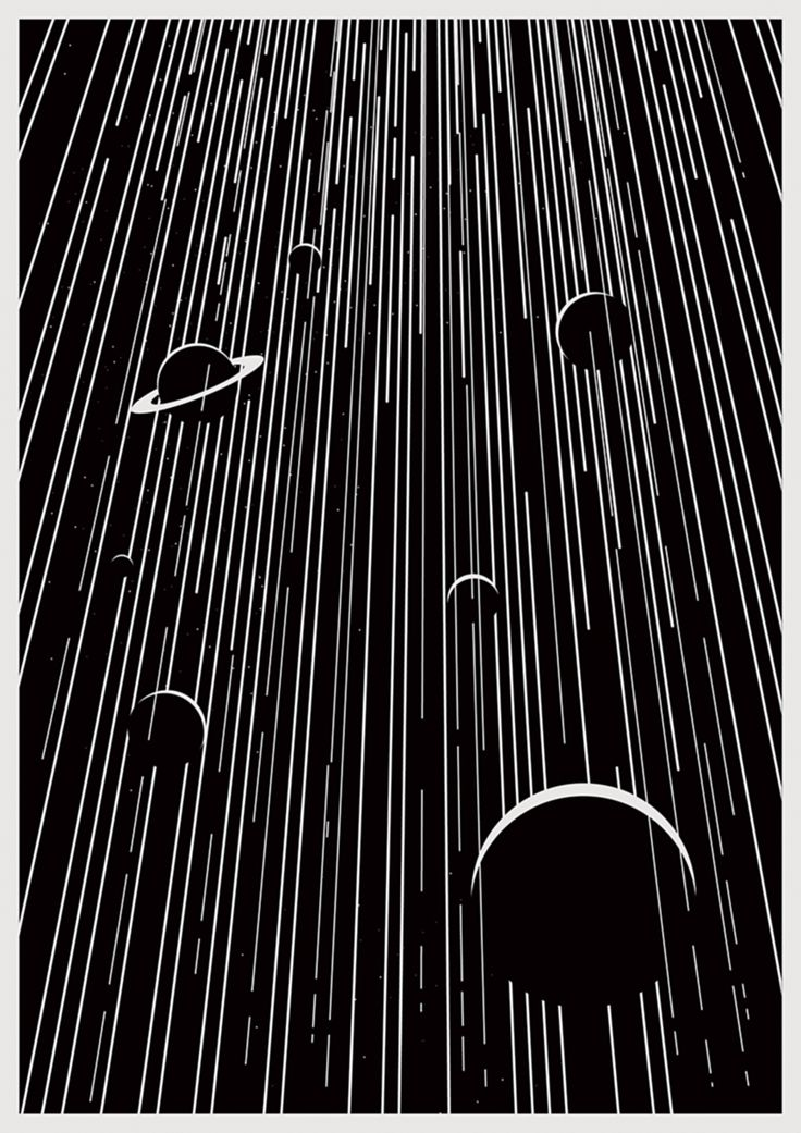 Mike lemanski space and time single moments of the for Space poster design