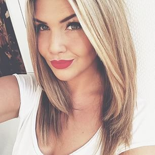 Stupendous 1000 Ideas About Medium Length Blonde On Pinterest Brown Hairstyle Inspiration Daily Dogsangcom