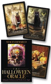 The #Halloween Oracle, by Stacey Demarco & Jimmy Manton http://www.llewellyn.com/product.php?ean=9780738744957